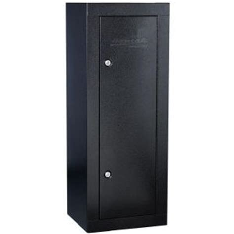 homak security 12 gun black steel security cabinet