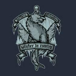 winter is coming t shirt the shirt list