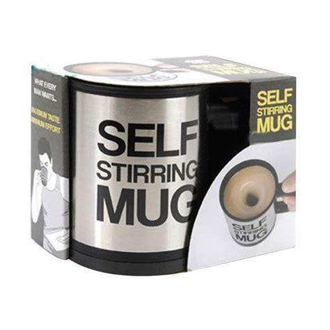Produk Terbaru Self Stiring Mug Gelas Pengaduk Otomatis Self Stirring jual self stirring mug gelas pengaduk otomatis