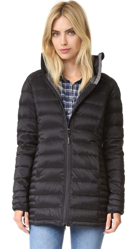 Gallery Quilted Coat by Canada Goose Gallery Quilted Coat