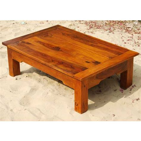 low height solid wood sofa cocktail accent coffee table