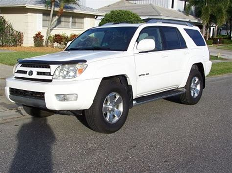 Used Toyota 4runner For Sale By Owner Used 2003 Toyota 4runner For Sale By Owner In Chicago