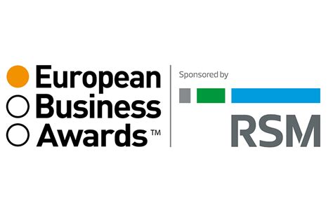 Best European Mba For Consulting by Rsm Lead Sponsor The European Business Awards