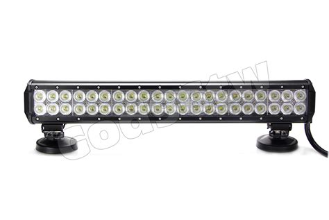 Led Light Bars For Atv 20 Quot 126w Cree Led Light Bar Road Work 10500lm Atv Utv Jeep Suv Truck 4wd Hid Ebay