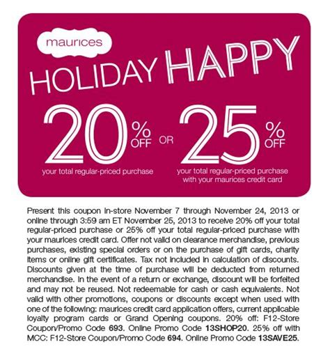 maurices outlet printable coupons 171 best coupons images on pinterest printable