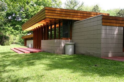 eric and pat pratt house plan 1951 frank lloyd wright a photo on flickriver 411 best images about design usonian on pinterest house