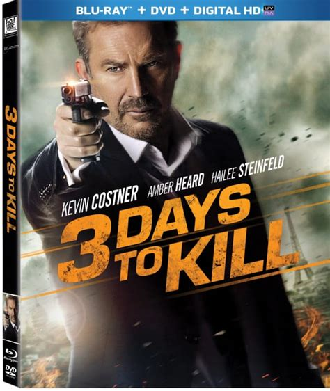 A Place To Kill Dvd Review 3 Days To Kill Dvd Review Kevin Costner Gets Back Into Fanatic