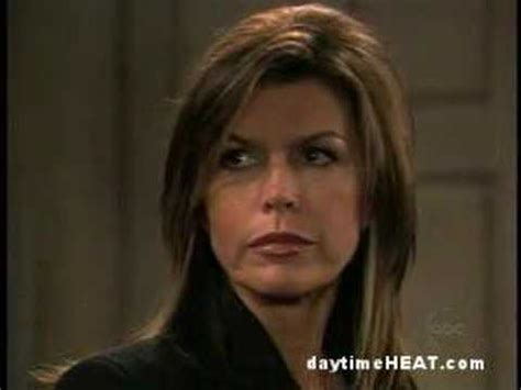 what color is ana devanes hair on general hospital anna devane scorpio returns to gh talks with robin