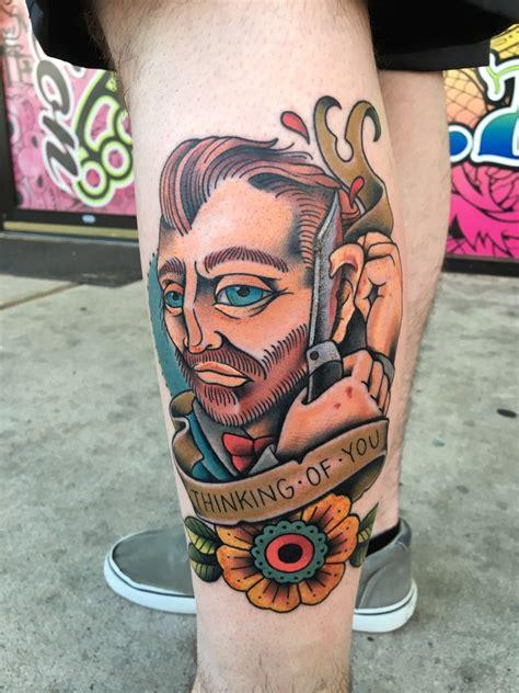ed sheeran van gogh tattoo my van gogh piece done by bonnie b ink injection