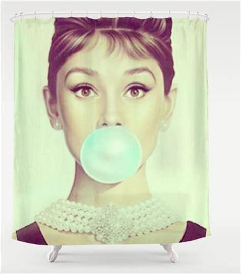 audrey hepburn shower curtain pinterest the world s catalog of ideas