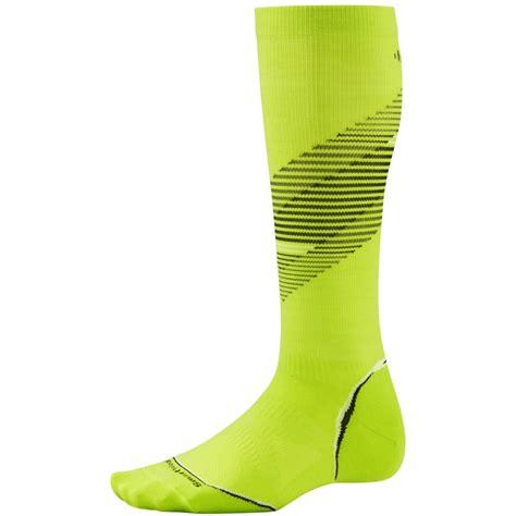 pattern compression socks smartwool phd graduated compression pattern socks for men