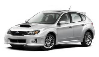 Subaru Hatch Back Subaru Impreza Wrx Hatchback 2011 Cartype