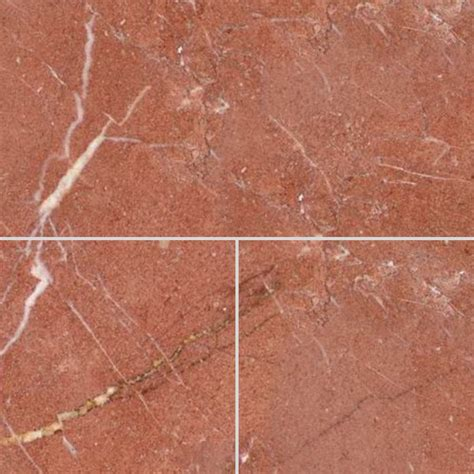 Ruby red marble floor tile texture seamless 14595