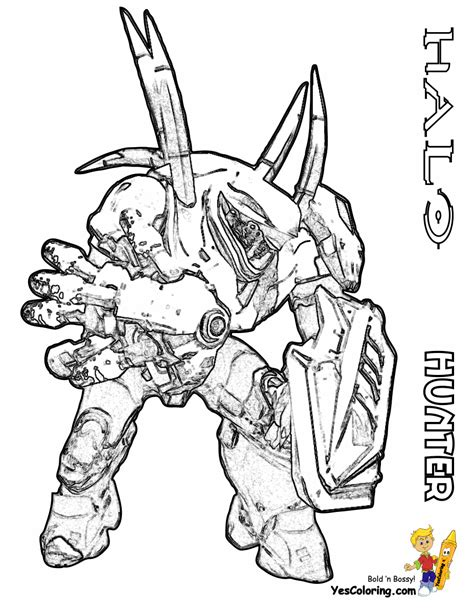 Hardy Halo Reach Coloring Printables Free Halo Reach Spartan Coloring Pages