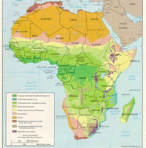 africa zone map 17 best images about geography on