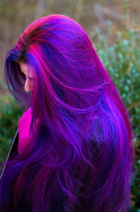 purple temporary hair color top 25 best best purple hair dye ideas on