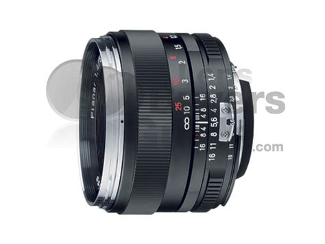 Carl Zeiss Planar T 50mm F14 Ze Mount Canon carl zeiss planar t 50mm f 1 4 zf lens reviews specification accessories lensbuyersguide