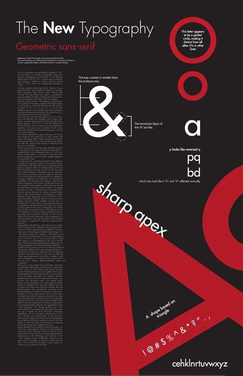 design poster fonts font study futura by aliaa el kalyoubi via behance