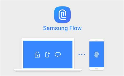 your samsung galaxy phone may soon unlock your windows 10 pc
