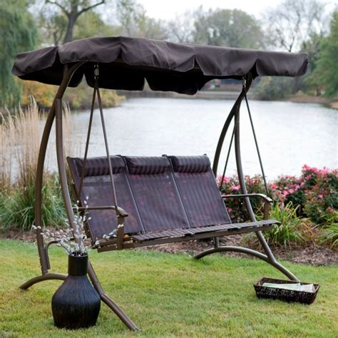 modern garden swing 18 modern garden swing design for garden and terrace