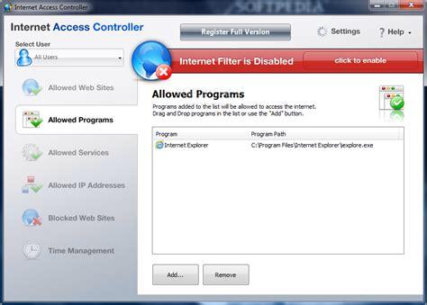 configure xp internet access how to restrict download in windows xp windowswarrior
