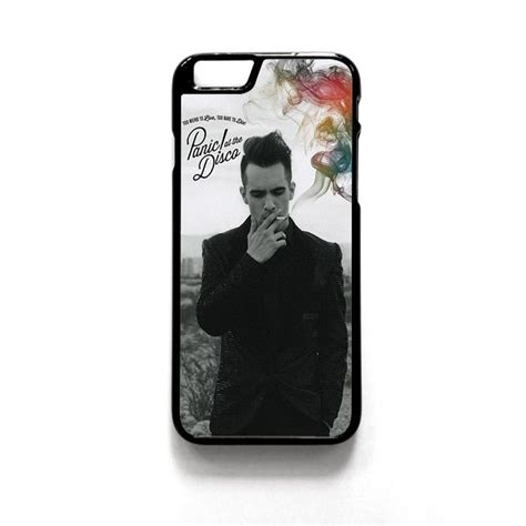 Casing Iphone 7 Panic At The Disco Lyric Cover Custom panic at the disco for iphone 4 4s iphone 5 5s 5c iphone 6