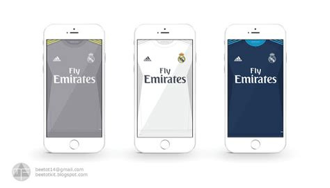 real madrid themes for iphone 6 beetot kit real madrid kit 15 16 iphone 6 wallpaper