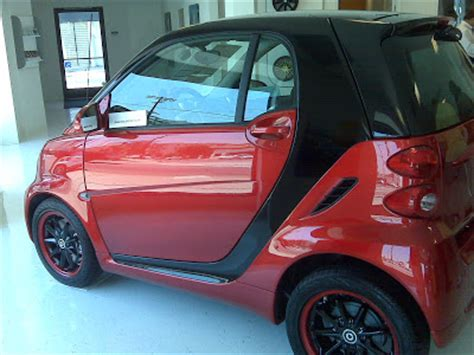 pimped out smart car brown on the pimped out smart car