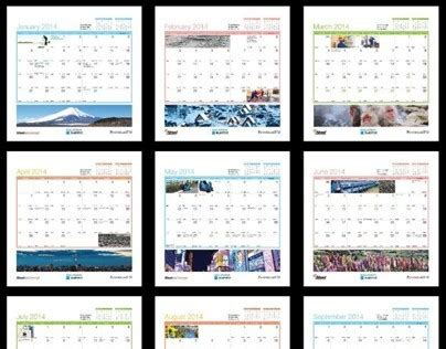 calendar design on behance calendar design malaysian harvest on behance
