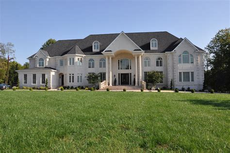 Luxury Custom Home Builders In Maryland Luxury Homes Exterior Dc Metro By Classic Homes Of Maryland