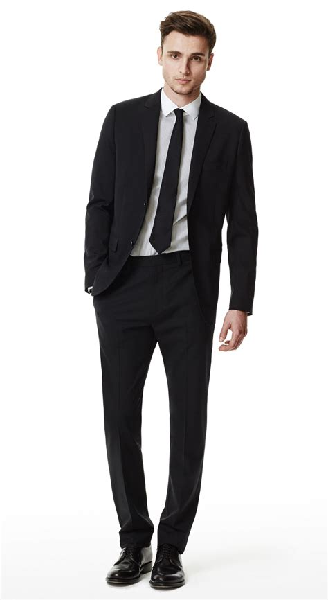 the in the black suit how to choose a color for your suits hedford