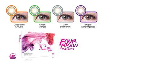 Bio Terbaru lensa kontak x2 bio four terbaru ning softlens