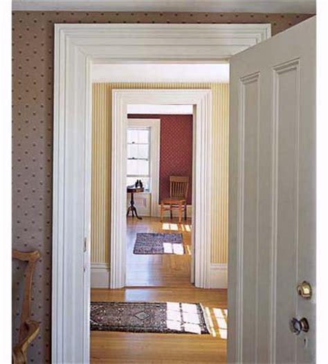 colonial door trim ripple effect 13 easy door surround profiles from stock