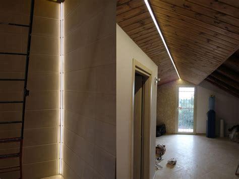 illuminazione mansarda progetto illuminazione mansarda prometeo electronics