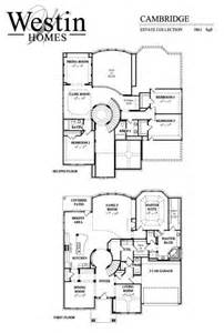 cambridge floor plan by westin homes the new house