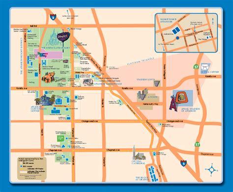 anaheim california map downtown anaheim california map anaheim ca mappery