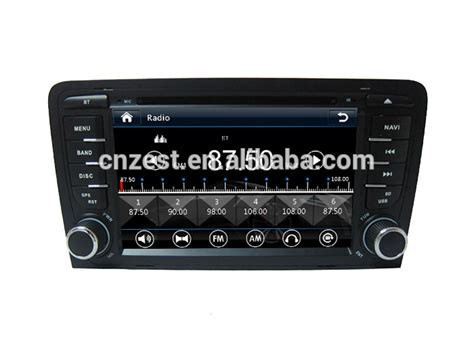 audi media player digital media player for audi a3 s3 with dvd gps radio