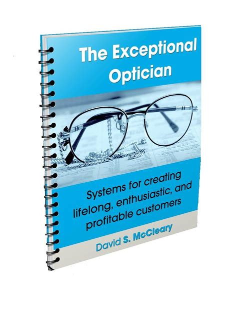 the exceptional optician copy optician