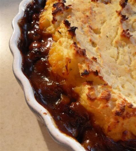 the kitchen cottage pie with potato and parsnip