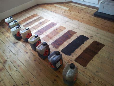 Floor staining   Sanding City Service