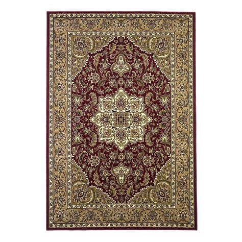 Shop Kas Rugs Medallion Rectangular Indoor Woven Area Rug 10 X12 Area Rug