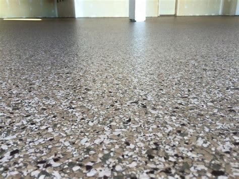 epoxy flake garage flooring in rapid city south dakota gallery surface innovations dc king