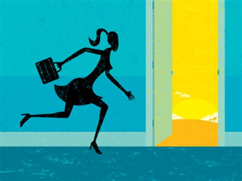 why u s women are leaving jobs behind nytimes why you need to leave work on time working mother
