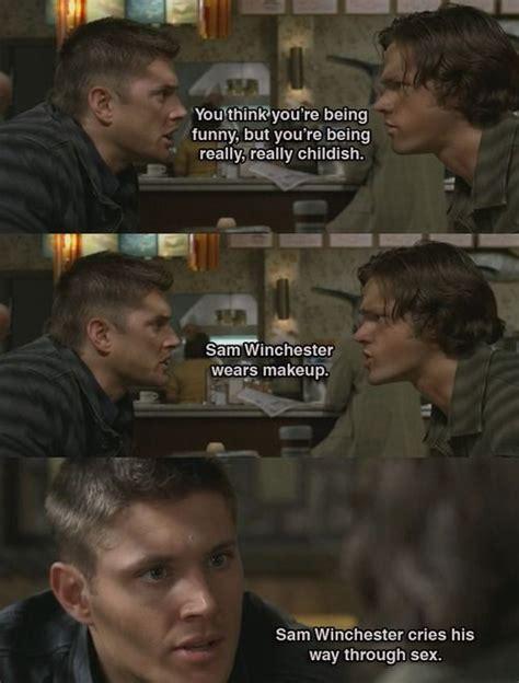 Funny Supernatural Memes - supernatural memes 30 day supernatural meme fandom