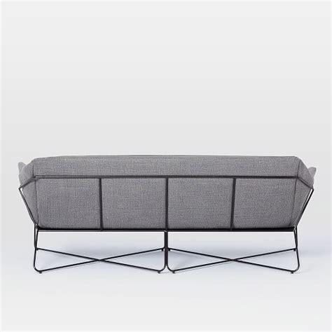 Origami Sofa - origami upholstered sofa west elm