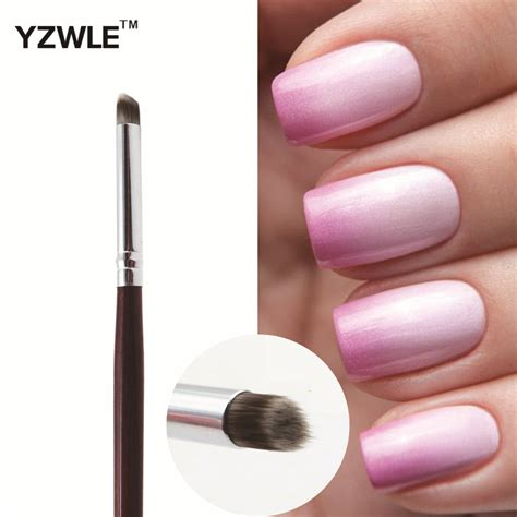 Professional Nail by Yzwle 1 Pcs Professional Nail Brush Manicure Gel