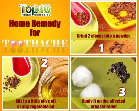 home remedies for toothache st clair periodontist