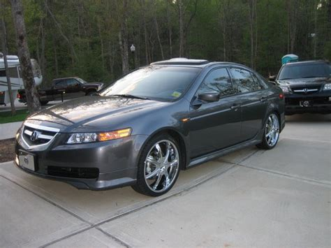 acura tl 2005 0 to 60 tite2def s 2005 acura tl in hendersonville nc