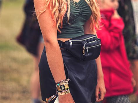 Get Ready For Glastonbury Festival Bum Bag At Asos by Eight Festival Survival Tips For Boardmasters