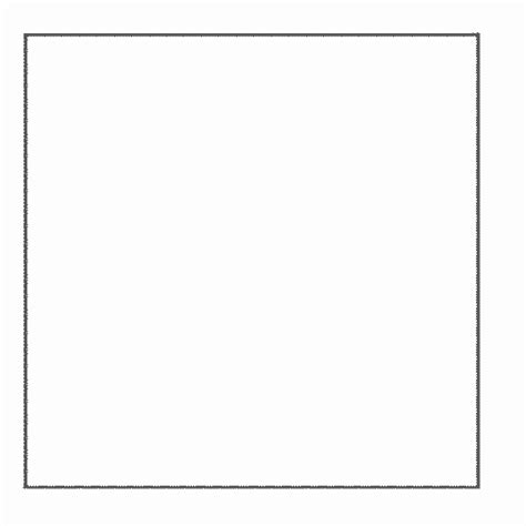 square coloring pages shape square coloring page